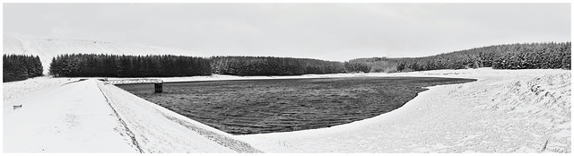 another view of Bonaly reservoir