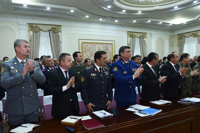Машварати корӣ бо роҳбарону фаъолони вилояти Суғд  25.03.2020