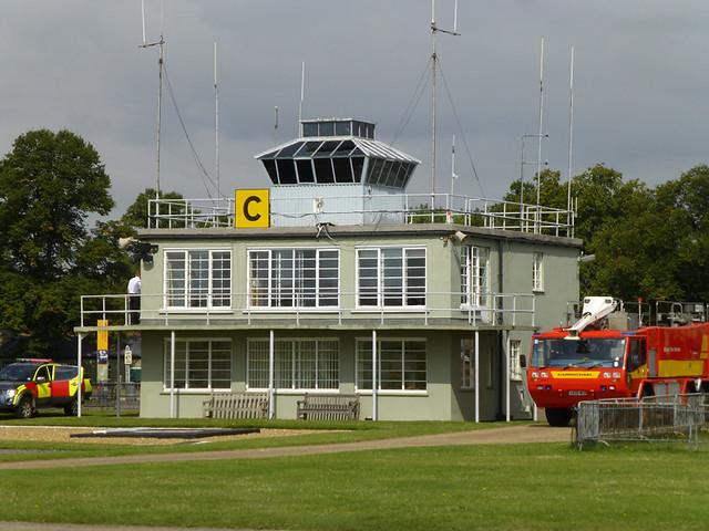 Duxford Airfield.