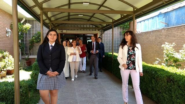 Linsem-Visita Intendente de la Región de Ñuble 2019. (Fotos)