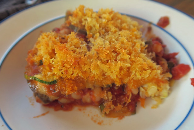Bean and Vegetable Cassoulet