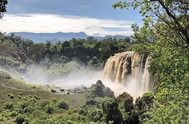 Blue Nile Falls, near Bahir Dar, Ethiopia