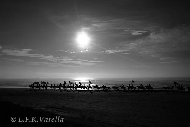 cavalgada do mar - fevereiro 2008