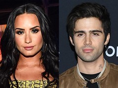 Demi Lovato Dates With Young Max Ehrich