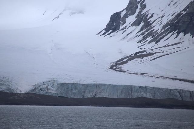 Glacier front, Svalbard