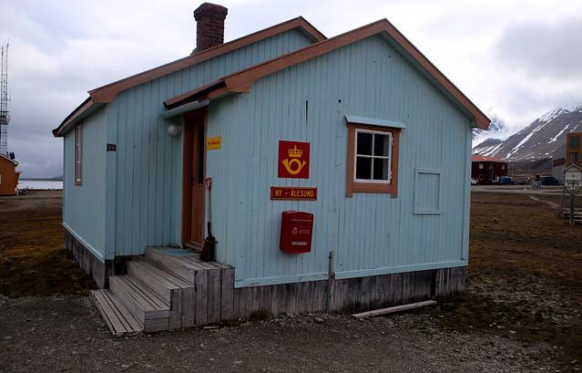 Ny-Ålesund post office