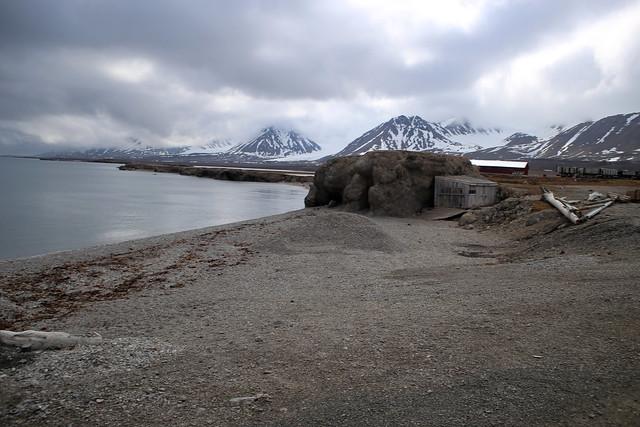 Ny-Ålesund beach