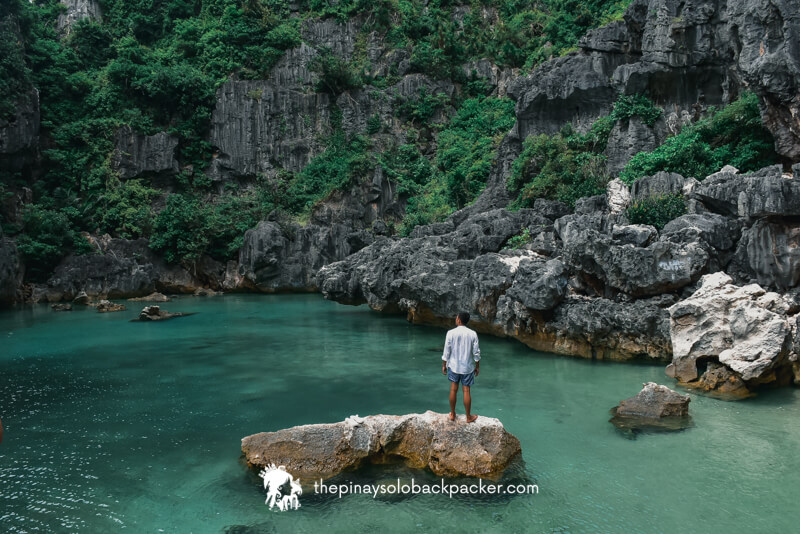 GIGANTES ISLAND: TANGKE LAGOON