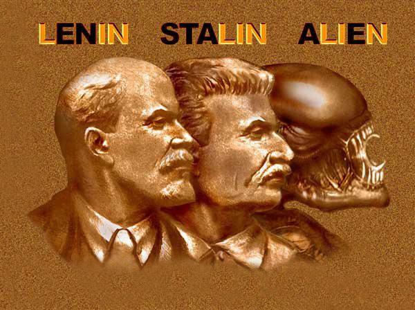 Lenin_Stalin_Alien