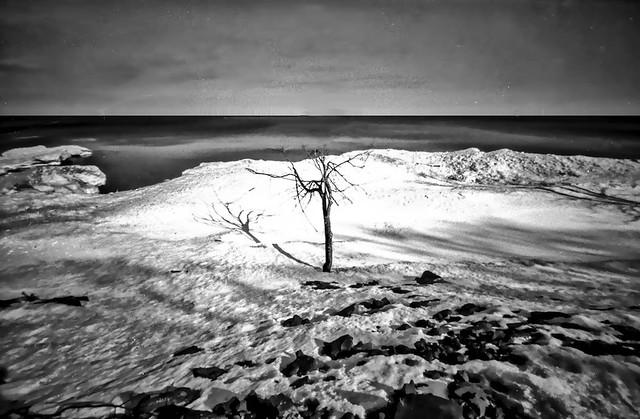 Alone-Lake Superior Shoreline