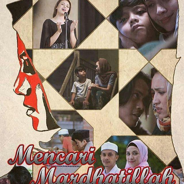 Poster Mencari Mardhatillah