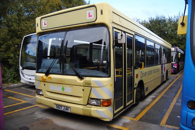 Rotala Diamond 31001 bus training