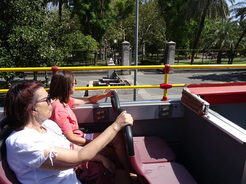 Tour en bus turístico por Córdoba