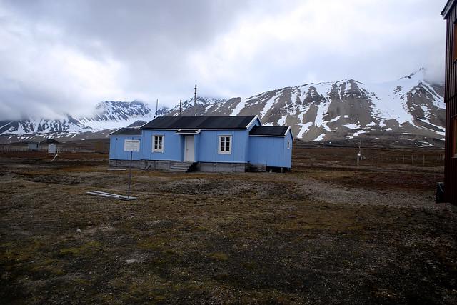 Ny-Ålesund telegraph station