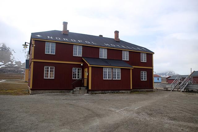 The North Pole Hotel, Ny-Ålesund