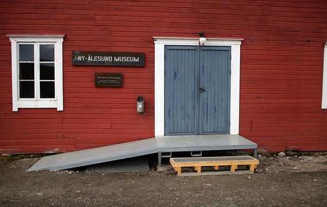 Ny-Ålesund Museum