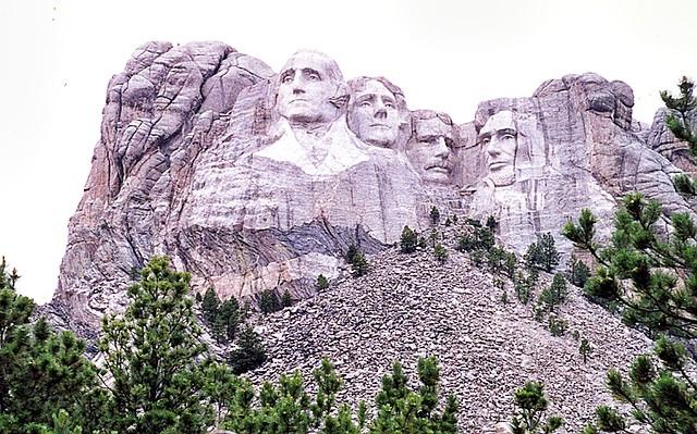 Mount Rushmore National Memorial - Keystone - South Dakota - American History - Vintage Film - 1980's