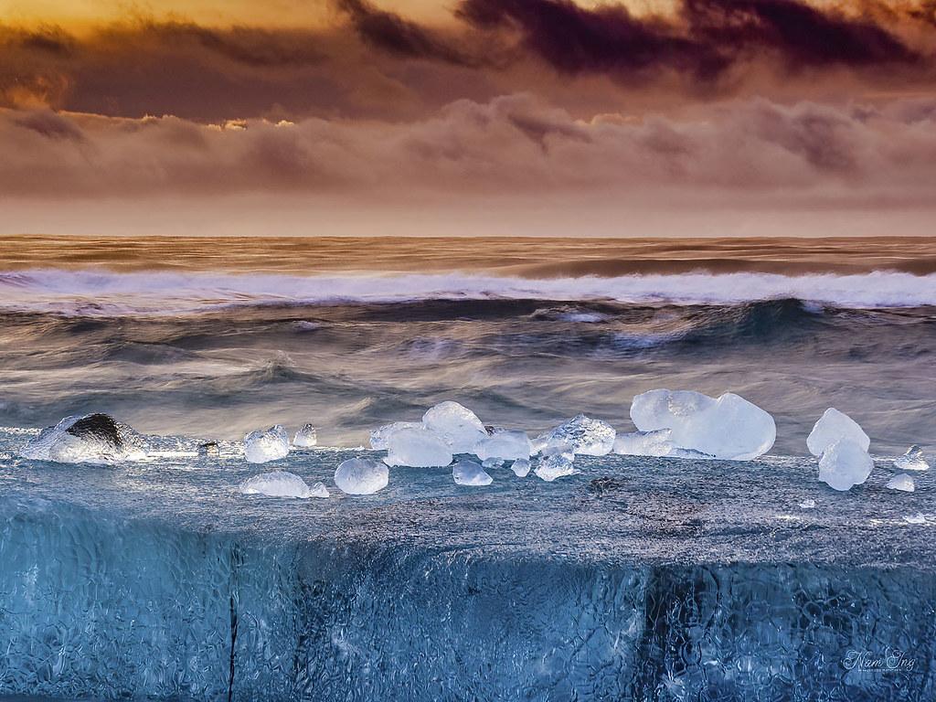 [04] Jökulsárlón - Diamond Beach - Islande 49699093623_55b489d5f7_b