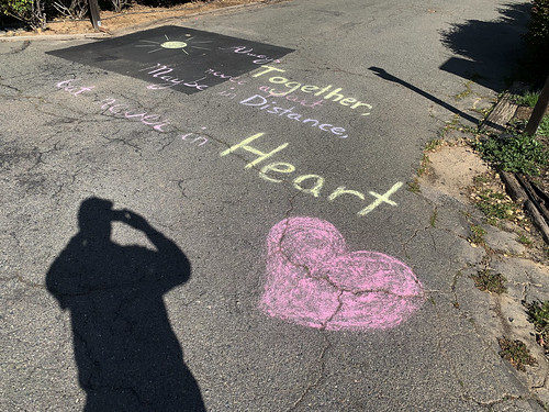 in chalk, with love | by Robert Couse-Baker