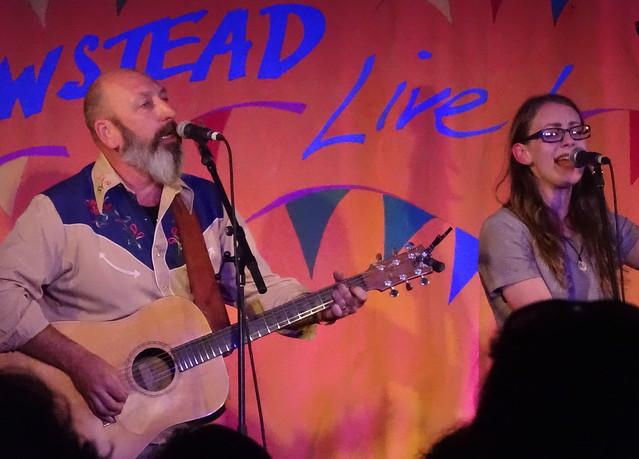 Newstead Live - The Humbuckin' Pickups