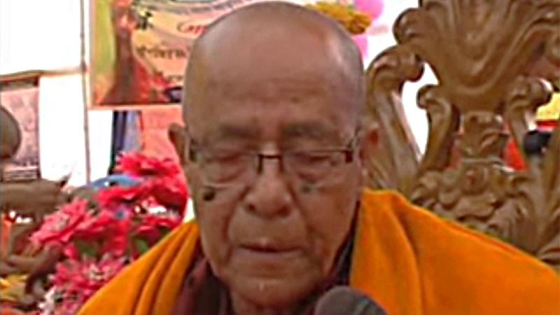 Sangharaja Bangladesh Ke-12 Wafat di Usia 92 Tahun