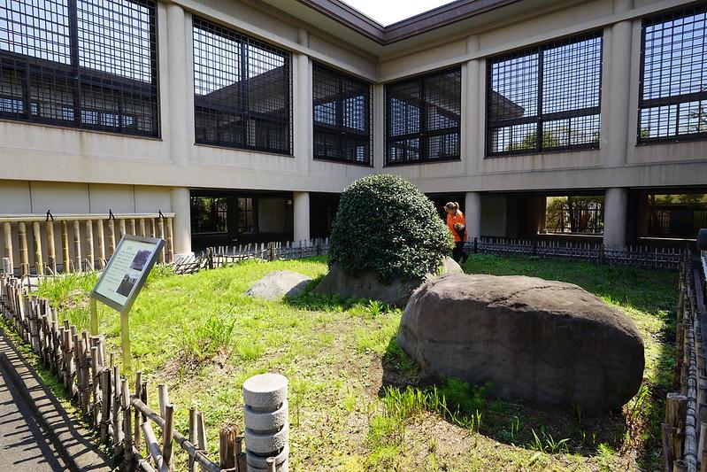 61東京いい道しぶい道池上道大田区立龍子記念館龍子草苑