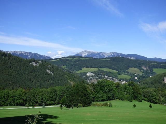 Schöner Ausblick... / Nice view ...