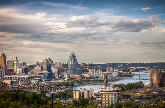 Cincinnati, OH and Covington, KY