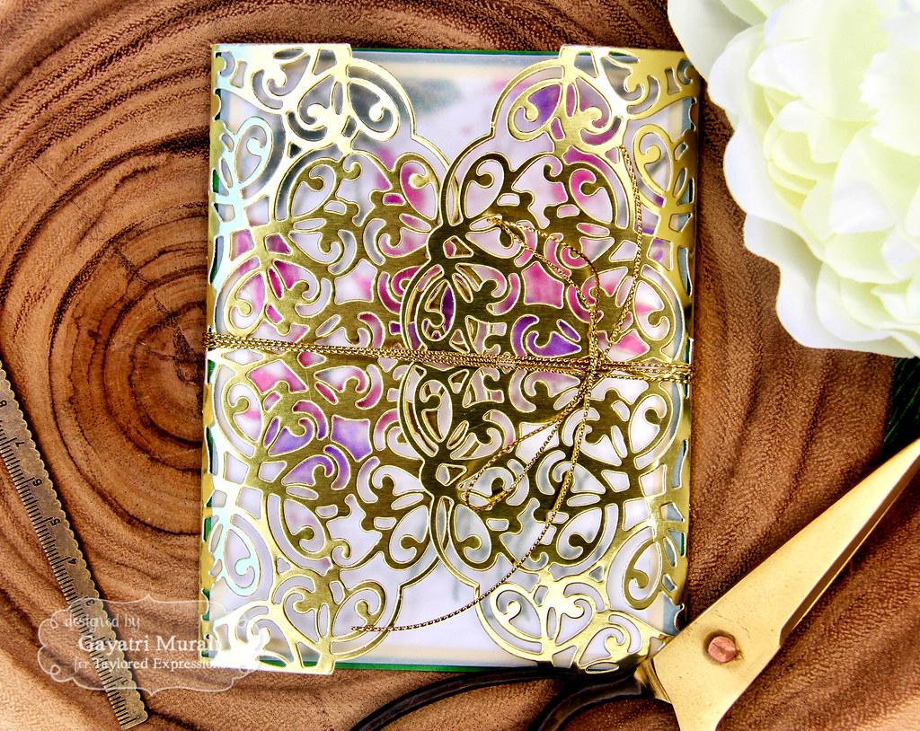 Gayatri Baroque Die card