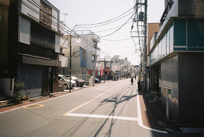 2−07GR1s+ColorPlus200東京いい道しぶい道池上道馬込三本松通りに戻る