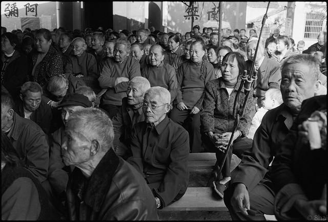 2010.10.25.[10] Zhejiang Yuyue Town Lunar September 19 Yuhuang Temple Festival 浙江 禹越镇九月十九禹皇庙大节-89