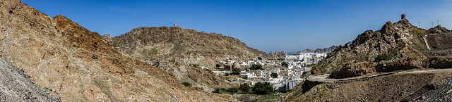Pano Old Muscat - Oman 23