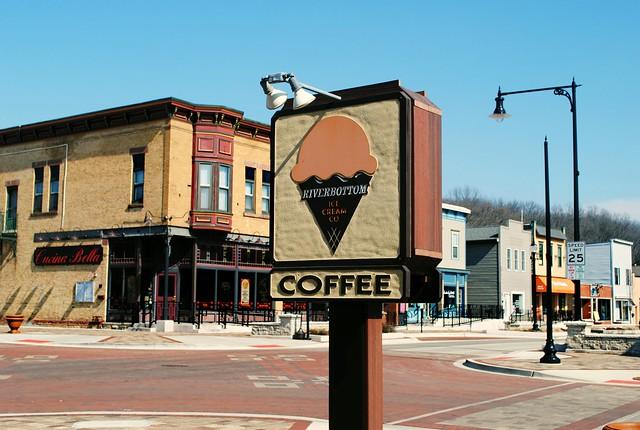 Riverbottom Coffee & Ice Cream- Algonquin, Illinois