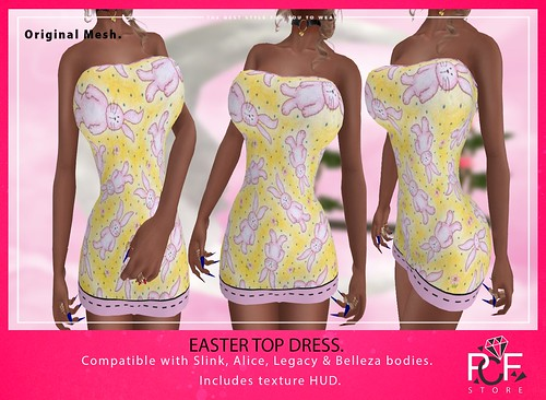 PCF Easter top dress