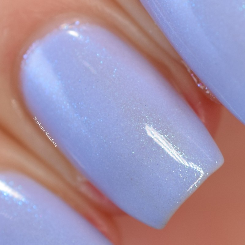 Blue Eyed Girl Lacquer Sordid End review