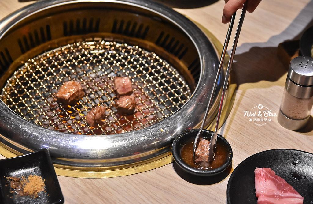 台中公益路燒肉推薦 一頭牛燒肉 菜單40