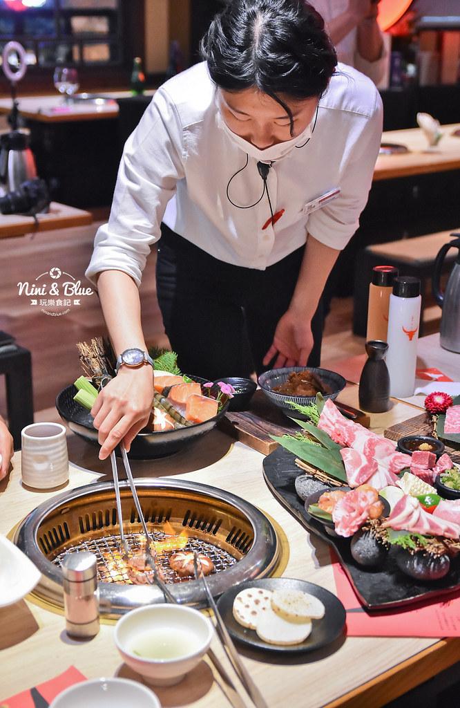 台中公益路燒肉推薦 一頭牛燒肉 菜單34