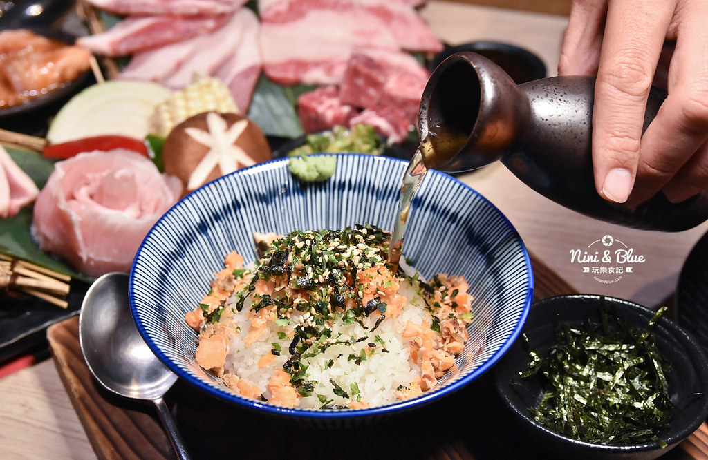 台中公益路燒肉推薦 一頭牛燒肉 菜單32