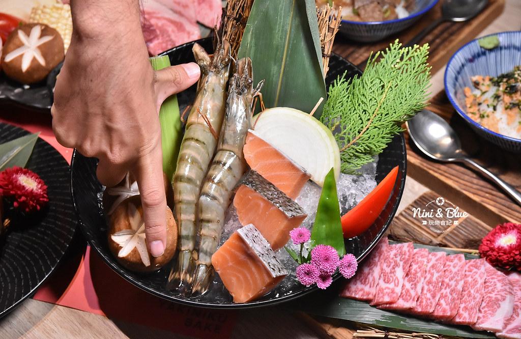台中公益路燒肉推薦 一頭牛燒肉 菜單28
