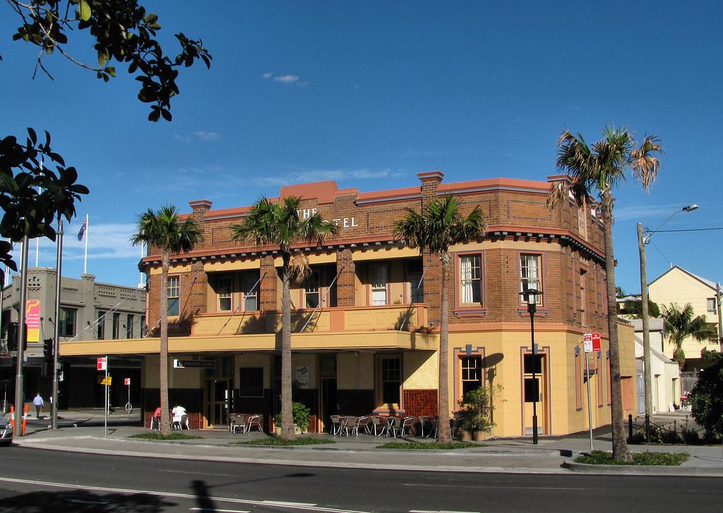 The Bells Hotel, Woolloomooloo, Sydney, NSW.