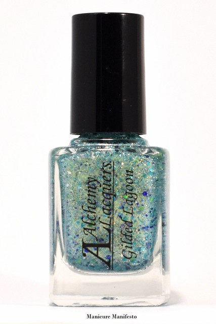 Alchemy Lacquers Gilded Lagoon