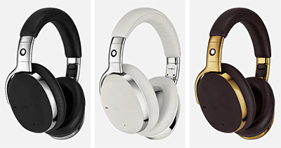 """We set out to create headphones that would strike the ideal balance between advanced technology, sophisticated design and comfort, because that's what really matters to Montblanc travelers, whether they are aboard a long-haul flight, on a conference call at the airport or simply trying to recharge while on the road,"" says Nicolas Baretzki, Montblanc CEO."