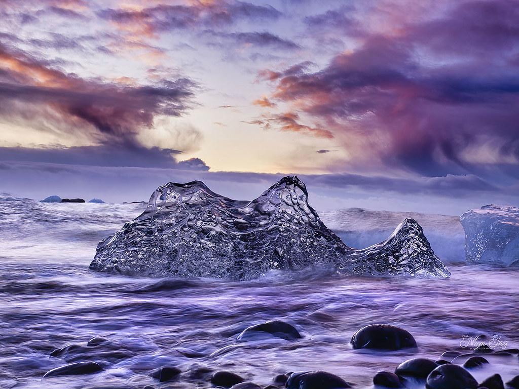 [04] Jökulsárlón - Diamond Beach - Islande 49699624481_3b6e7aab69_b
