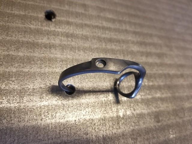 Scissors Bangle