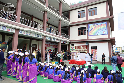 A view of school programme