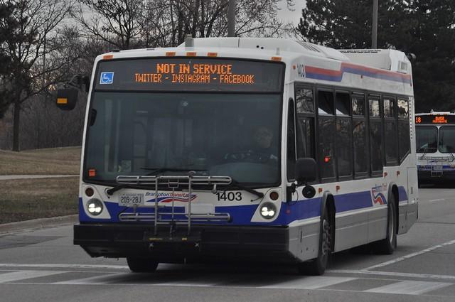 Brampton Transit 1403