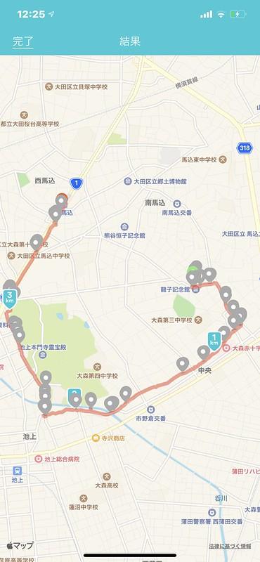 124東京いい道しぶい道池上道ルート