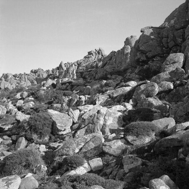 Rocks of Limbara n. 4