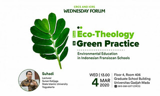From Eco-Theology to Green Practice