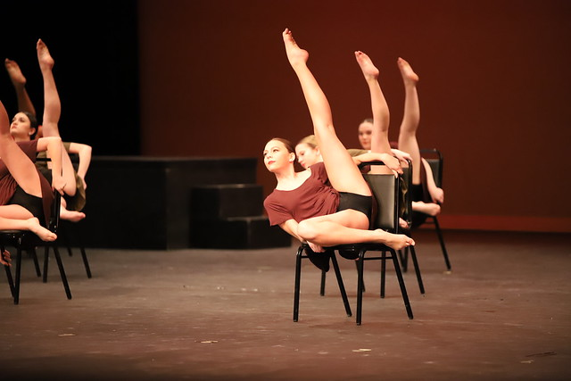 Performance for Ann Arbor Dance Classics 2020 Benefit Show (Saline High School, Michigan)